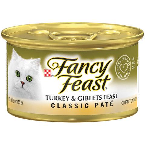 Purina-Fancy-Feast-Classic-Turkey-&-Giblets-Wet-Cat-Food-85g