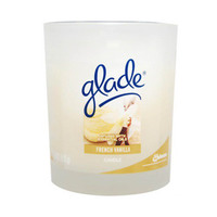 Glade Scented Jar Candle French Vanilla 113GR
