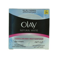 Olay Natural White Day Cream SPF 24 100 g