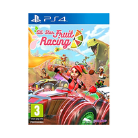 PS4 All Star Fruit Racing Game