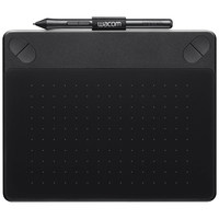 Wacom Graphic Pen Tablet Intuos Photo Small Black - CTH490PK