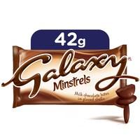 جالكسي مينسترلز شوكولاتة مصغرة 42 جرام