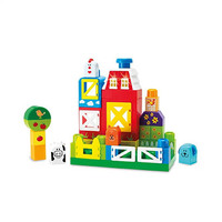 Winfun I-Builder Barnyard Set Includes 34 Pieces