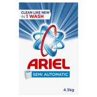 Ariel Laundry Powder Detergent Original Scent 4.5kg