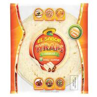 El Sabor Original Wraps 346g