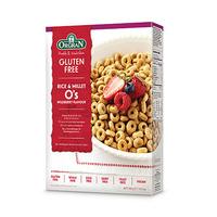 Orgran Gluten Free Rice & Millet O's Wildberry 300GR