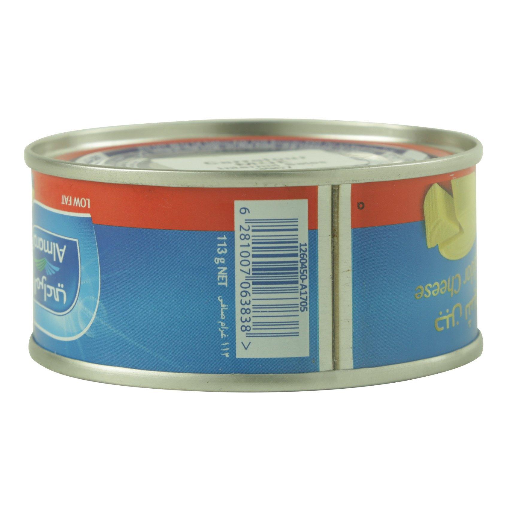 AL MARAI TIN CHEESE LOW FAT 113G
