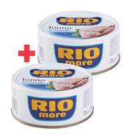 BUY 1 + 1 FREE Rio Light Meat Tuna In Water 160g