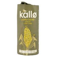 Kallo Lightly Salted Corn Flakes 130g