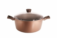 Pyrex Gusto Gold Induction Casserole 28 Cm