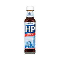 HP Brown Sauce Glass 255GR