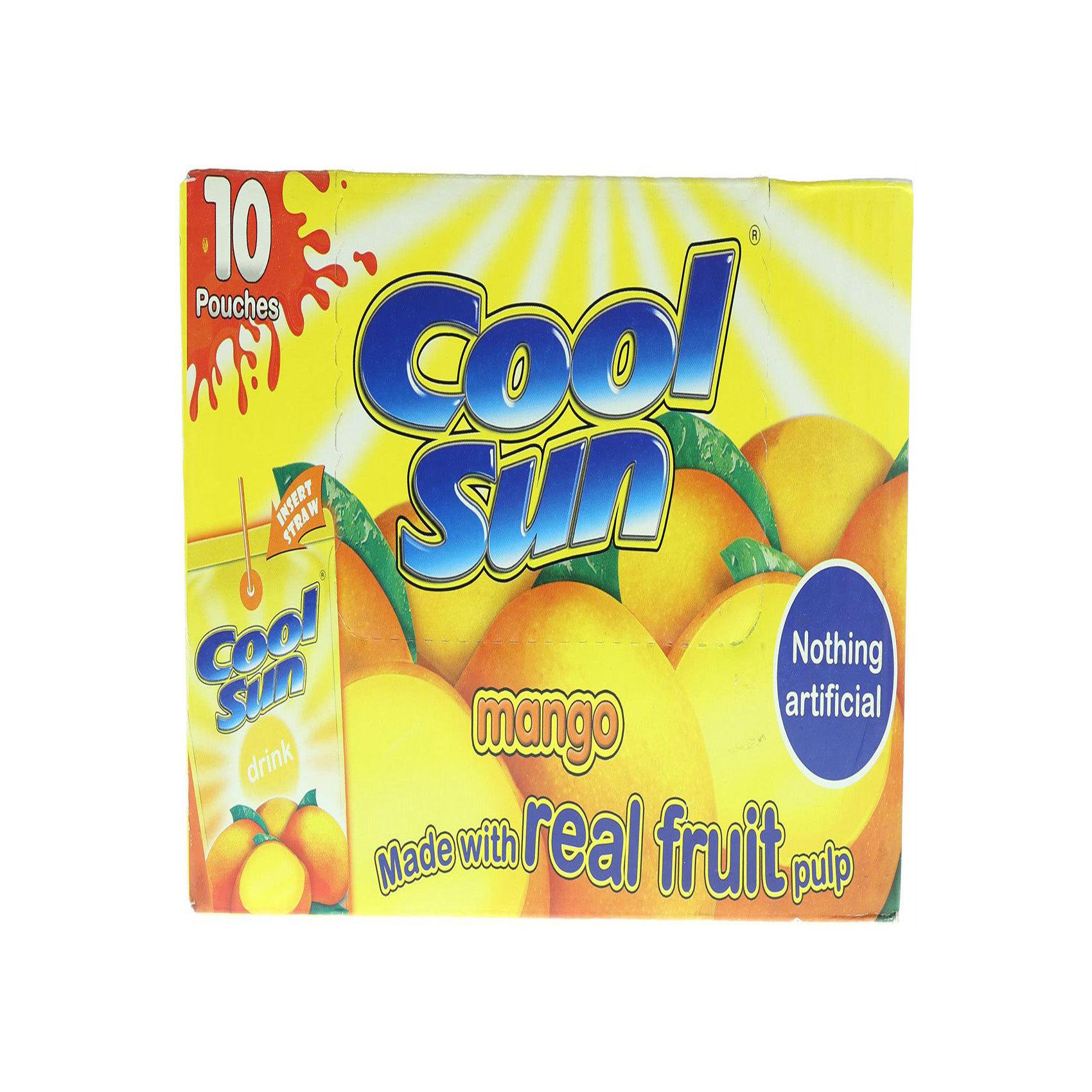 COOL-SUN MANGO 10'S