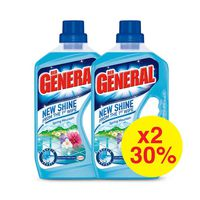 Der General Floor Cleaner Spring 750ML X2 -30%