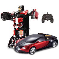 Flintstop Transformers Remote Control Car
