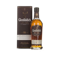 Glenfiddich 18 Years Old Scotch Whisky 43% Alcohol 75CL