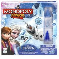 Hasbro Monopoly Junior Game Frozen