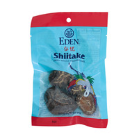 Eden Shiitake Dried Whole Mushrooms 25g