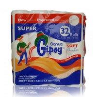 Sanita Gipsy Toilet Paper 32 Rolls X2