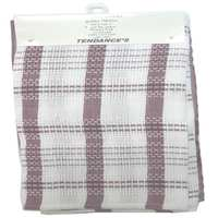 Tendance's Kitchen Towel Set of 3pcs Burgundy 40X65cm