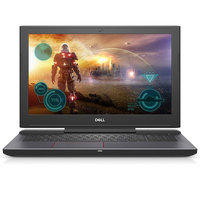 "Dell Notebook Inspiron 7577 i7-7700 16GB RAM 1TB Hard Disk+128GB SSD 15.6"" Red"