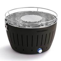 Smokeless Grill Regular Grey