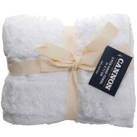 Cannon Hand Towel 2pc set White 41X71cm