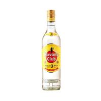 Havana Club 3 Years Old Rum 40% Alcohol 70CL