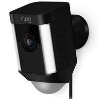 Ring Hardwired Camera Black