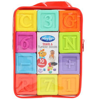 Playgro Stack & Tumble Blocks 10pack