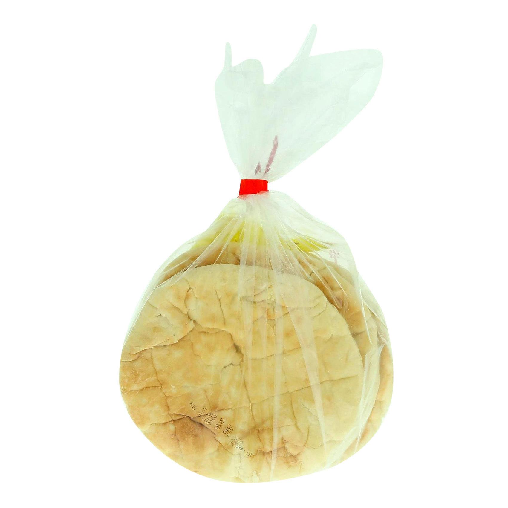 M BAKERY ARABIC W BREAD MEDX4 280G