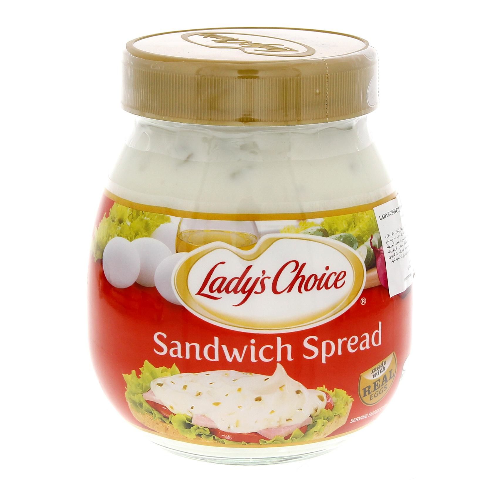 LADY'S CHOICE SANDWICH SPREAD470 ML