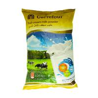 Carrefour Full Cream Milk Powder Pouch 2.25 Kg