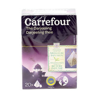 Carrefour Pyramid Tea Bag Darjeeling 20's