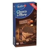 Bahlsen Choco & More Crunchy Hazelnut 120g