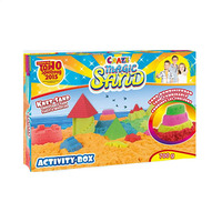Craze Magic Sand Activity Box 700GR