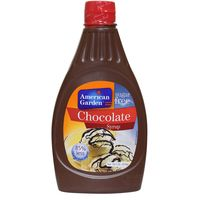 American Garden Chocolate Syrup 524g