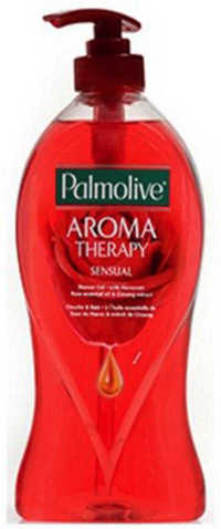 Palmolive Aroma Therapy Shower Gel Red 750ml