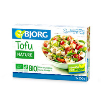 Bjorg Tofu Nature 200GR X 2