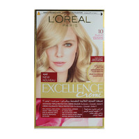 L'Oreal Excellence Creme 10 Ultra Light Blonde