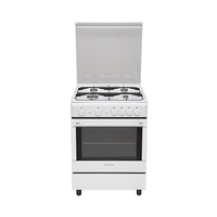 Ariston A6GG1F Cooker white 60X60