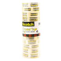 Scotch Utility Tape 1/2 inch X36Yards 12pcs