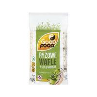 Good Food Rice Cake Sea Salt Gluten Free 100GR