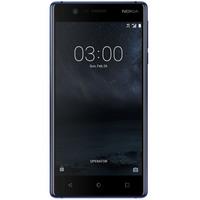 Nokia 3 Dual SIM 4G Tempered Blue