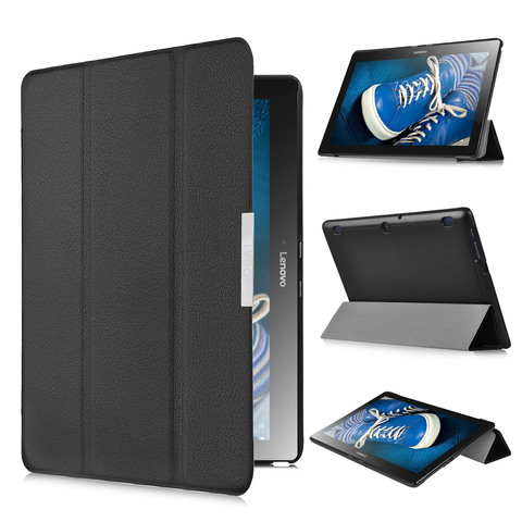 "Lenovo-Case-Tab3-10""-Case-&-Film-Bw"