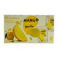 Carrefour Mango Fruit Drink 200ml x10