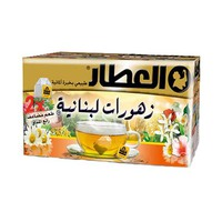 Attar Lebanese Tisane 20 Tbags