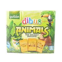 Gullon Biscuit Dibus Animals 600GR