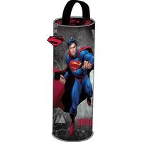 Super Man - Pencil Case Bk-Rd