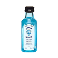 Bombay Saphire Dry Gin 40%V Alcohol 5CL