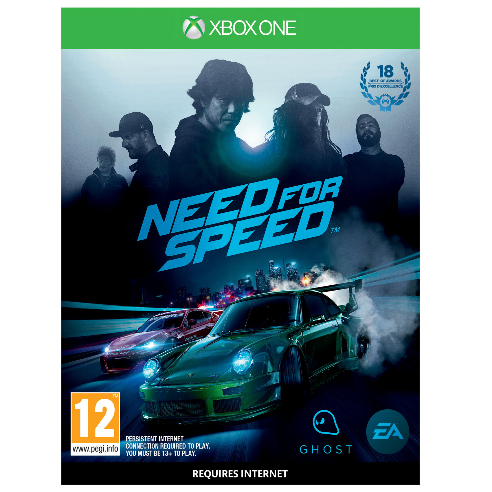 MICROSOFT XB1 NEED FOR SPEED